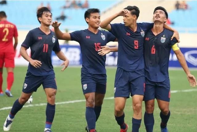 U23 Thái Lan tự tin đi tiếp ở vòng loại giải châu Á
