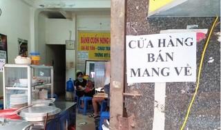 Hà Nội tạm dừng bán hàng ăn uống tại chỗ, cắt tóc từ 0h ngày 13/7