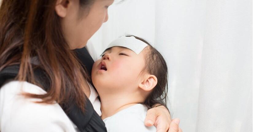 viêm amidan ở trẻ