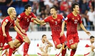 Tuyển Việt Nam sở hữu thành tích ấn tượng khi thi đấu trên sân Mỹ Đình
