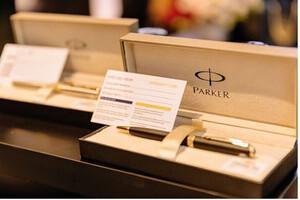Bút máy Parker - Tô điểm tầm vóc doanh nhân hiện đại