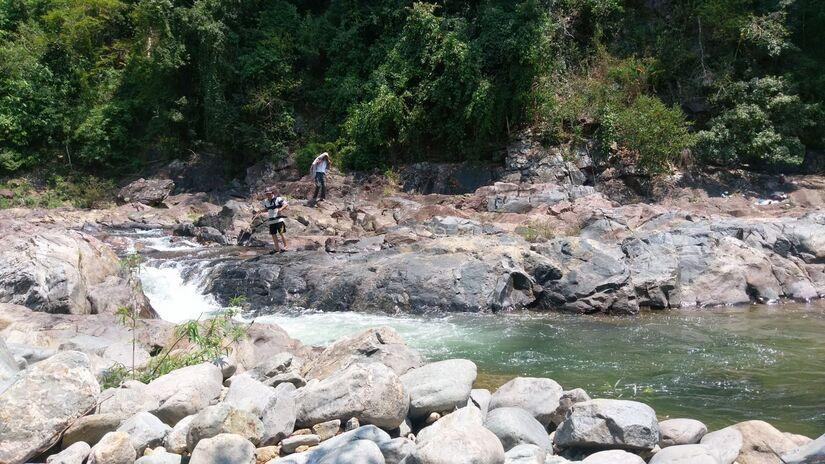 Tắm suối, 2 bé gái ở Điện Biên đuối nước thương tâm