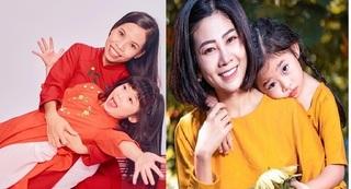Mẹ mất sớm nhưng con gái diễn viên Mai Phương không cô đơn
