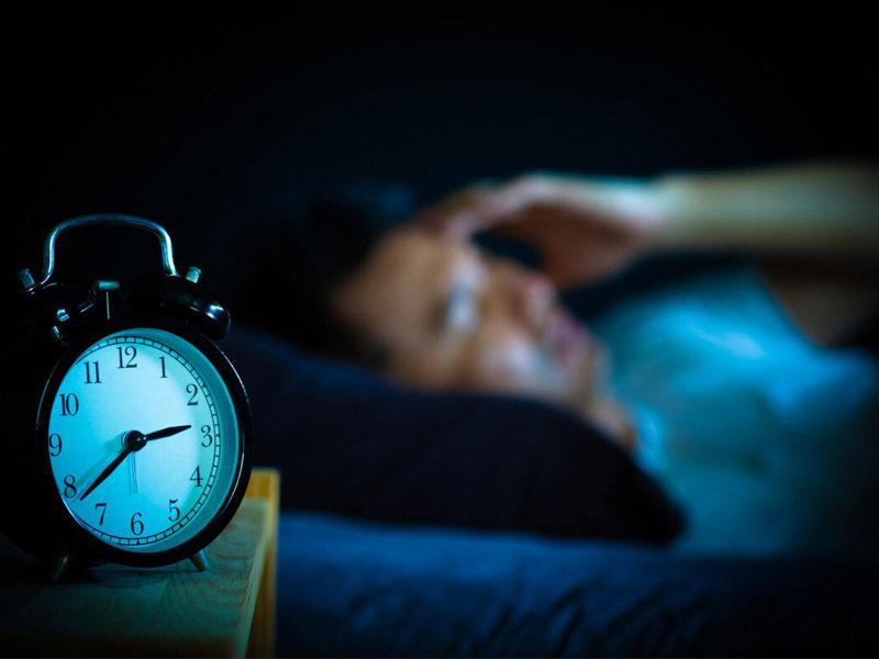 mất ngủ đêm