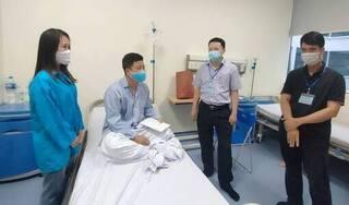 Hà Nội: Phó trưởng Công an xã bị đánh nhập viện trong đêm khi đi nhắc nhở phòng dịch Covid-19
