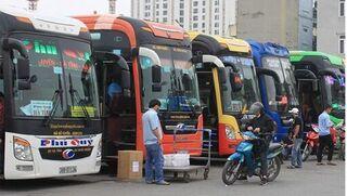 Hà Nội tạm dừng toàn bộ xe khách đến 37 tỉnh, thành phố