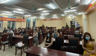 Hải Dương: Bất chấp lệnh cấm, quán karaoke vẫn mở cửa, 25 trường hợp dương tính với ma túy