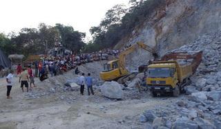 Sập mỏ đá tại Công ty TNHH Havico Hà Nam, 2 người tử vong
