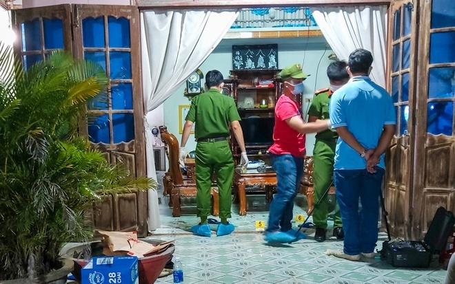 Nghi phạm sát hại thầy hiệu trưởng ở Quảng Nam là thiếu niên 14 tuổi