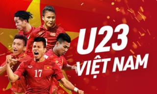 U23 Việt Nam bỏ xa Thái Lan, Trung Quốc trên bảng xếp hạng châu Á