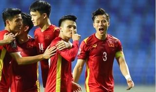 Tuyển Việt Nam đón tin vui ở đấu trường AFF Cup 2021
