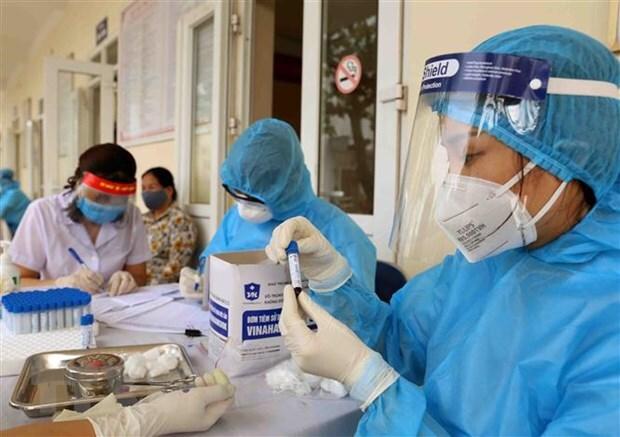Thêm 2.155 ca mắc mới Covid-19, nâng tổng số bệnh nhân lên trên 60.000