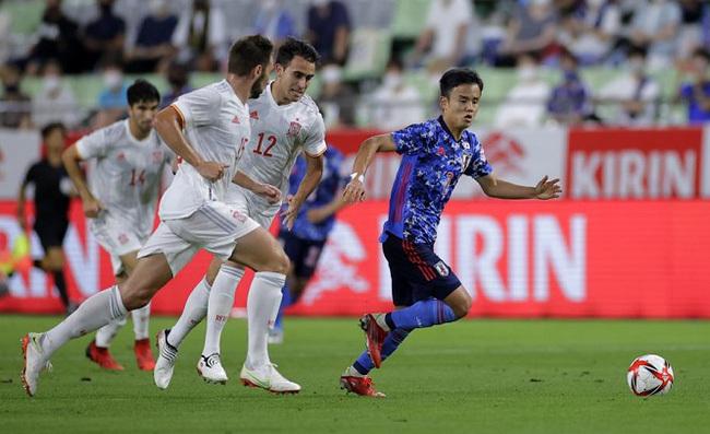 Olympic Tây Ban Nha dự Olympic Tokyo