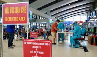 Nghệ An sẽ đón công dân từ TP.HCM và các tỉnh thành phía Nam về quê
