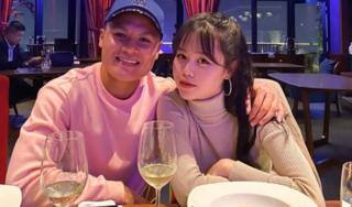 Bạn gái cũ làm BTV thể thao, Quang Hải phản ứng thế nào?