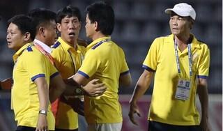 Nam Định và nhiều đội bóng không đồng ý hoãn V.League sang năm 2022