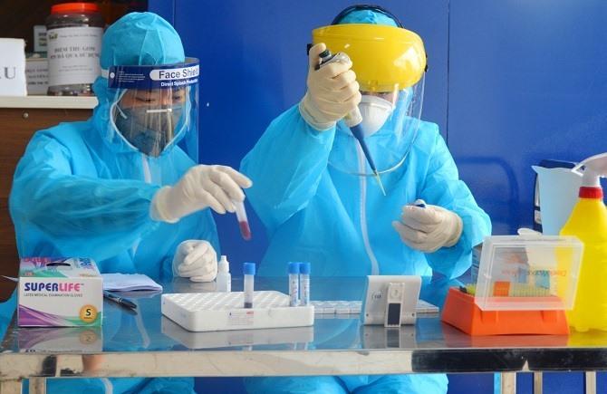 Quảng Ngãi ghi nhận thêm 11 ca dương tính SARS-CoV-2