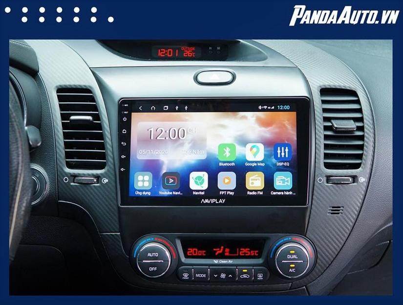 Những mẫu màn hình android ô tô tốt nhất hiện nay theo Pandaauto.vn
