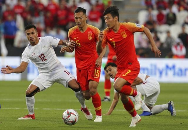 Tuyển Trung Quốc đối diện nhiều khó khăn trước trận gặp Việt Nam