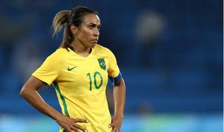 Marta: Tượng đài bóng đá nữ và khát khao lên ngôi hậu Olympic