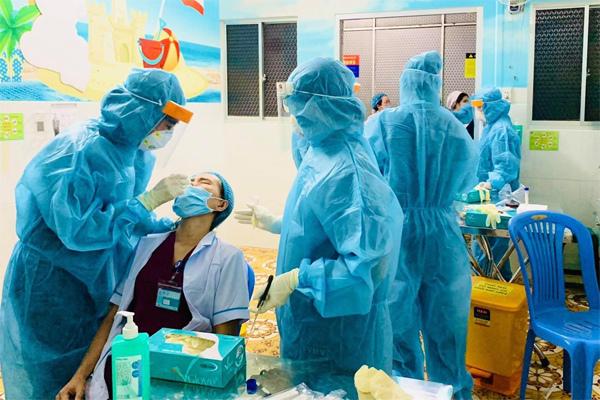 Thêm 2.708 ca mắc mới Covid-19, Việt Nam có tổng 101.173 ca bệnh