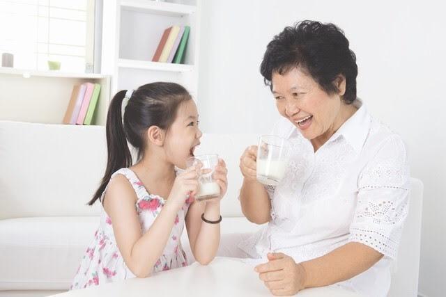 Sữa tươi Úc nguồn dinh dưỡng dồi dào