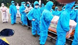 Cùng dự đám tang, cả 21 người đều dương tính với SARS-CoV-2