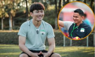 Minh Vương dành những lời 'có cánh' cho HLV Kiatisak