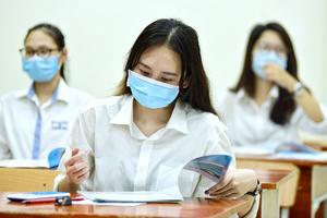Nam Định dẫn đầu cả nước về điểm thi tốt nghiệp THPT môn toán năm 2021