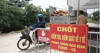 Thực hư thông tin Hà Nội thiết lập 3.000 chốt kiểm dịch Covid-19 trên địa bàn thành phố