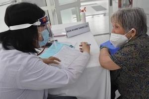5 triệu liều vắc xin Covid-19 đã được thực hiện