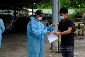 Lâm Đồng: Không tiếp nhận trường hợp về địa phương bằng phương tiện cá nhân