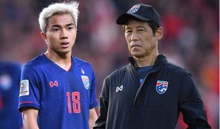 Sa thải HLV Nishino, Thái Lan sẽ làm theo gợi ý của Chanathip?