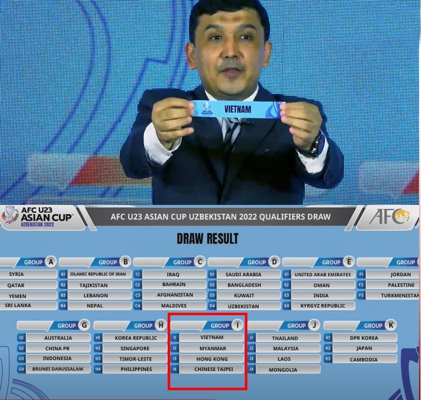 Triều Tiên bỏ giải không ảnh hưởng tới U23 Việt Nam