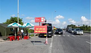 Sở Y tế Nam Định thông tin về tài xế dương tính với SARS-CoV-2