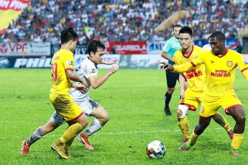 Dự kiến thời gian trở lại của V.League và giải hạng Nhất