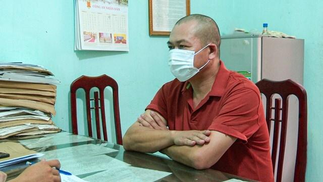 Lái xe sử dụng giấy xét nghiệm âm tính giả để thông chốt vào Nam Định