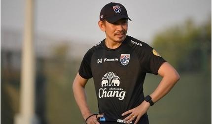 Lộ diện HLV thay thế ông Nishino dẫn dắt đội tuyển Thái Lan