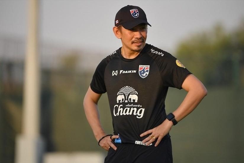 HLV thay thế ông Nishino dẫn dắt đội tuyển Thái Lan