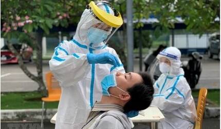 Hà Nội ghi nhận thêm 23 trường hợp dương tính mới với SARS-CoV-2
