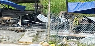Cháy nhà trong đêm, 2 vợ chồng cô giáo trẻ ở Quảng Nam tử vong thương tâm