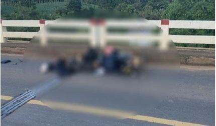 Chồng chết, vợ và 2 con nhỏ bị thương trên đường về quê tránh dịch