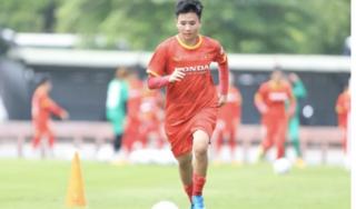Tuyết Dung cùng tuyển Việt Nam quyết tâm giành dự World Cup 2023