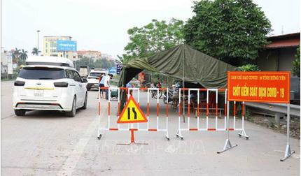 Hưng Yên không tiếp nhận người từ các địa phương đang thực hiện giãn cách xã hội theo Chỉ thị số 16 từ 2/8