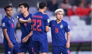 Tuyển Thái Lan tụt dốc không phanh trên bảng xếp hạng FIFA
