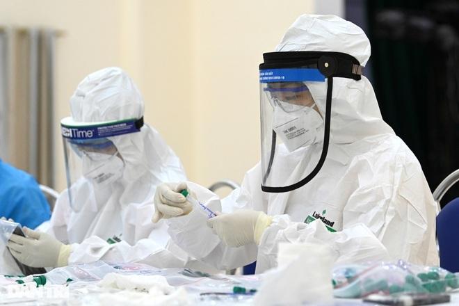 Hà Nội ghi nhận thêm 24 trường hợp dương tính SARS-CoV-2 mới
