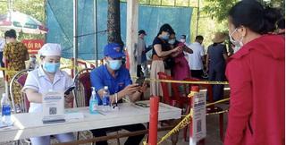 Quảng Trị: 3 người đi xe máy từ TP. HCM về quê dương tính với SARS-CoV-2