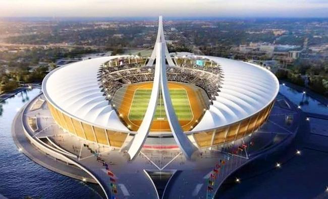 Campuchia hoàn thành sân vận động hoành tráng cấp châu lục