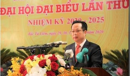 Sở Giáo dục và Đào tạo Hà Nội có tân giám đốc