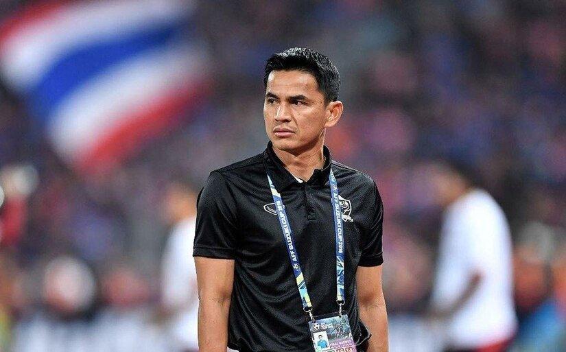 Thái Lan mơ trở lại thời hoàng kim với HLV Kiatisak